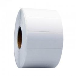 Etiquettes polyester blanc...