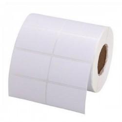 Etiquettes vinyle Blanc
