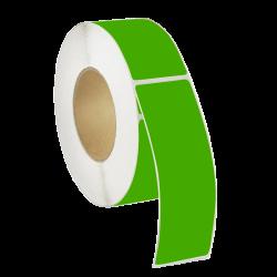 Etiquettes vinyle Vert