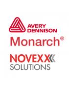 Têtes d'impression Avery, Novexx, Monarch